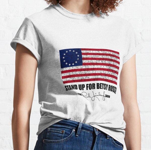 rush limbaugh betsy ross Classic T-Shirt
