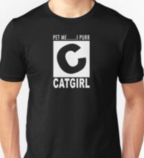 Catgirl rating Unisex T-Shirt
