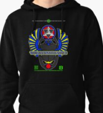 The Avatara VII23 KEPHRA TETRA MERCH 22 NOV 2012 Pullover Hoodie