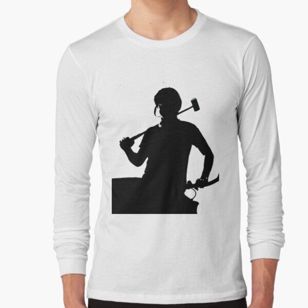 Bike Polo Long Sleeve T-Shirt