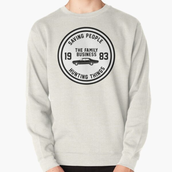 Supernatural - The Family Business Pullover Sweatshirt