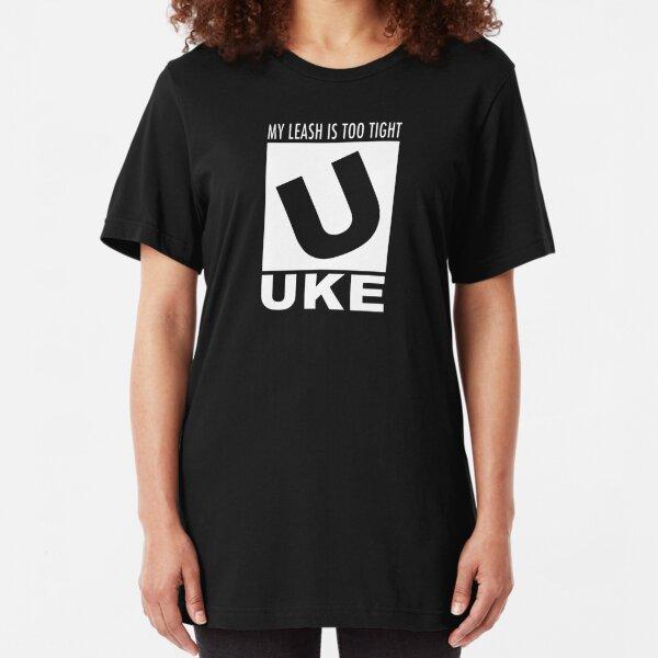 Uke rating Slim Fit T-Shirt