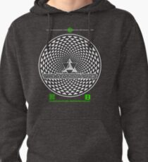 THE AVATARA VII23 TETRASTAR PHI NOV 2012 MERCH Pullover Hoodie