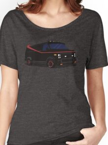 The A-Team Van  Women's Relaxed Fit T-Shirt