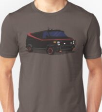 The A-Team Van  Unisex T-Shirt