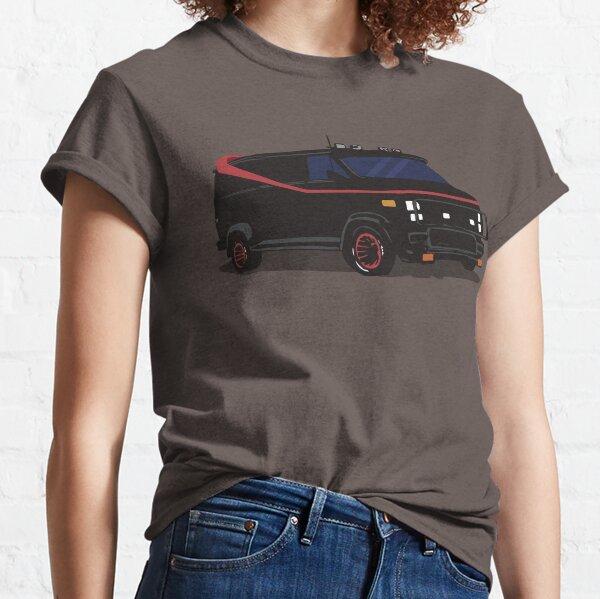 La fourgonnette A-Team T-shirt classique