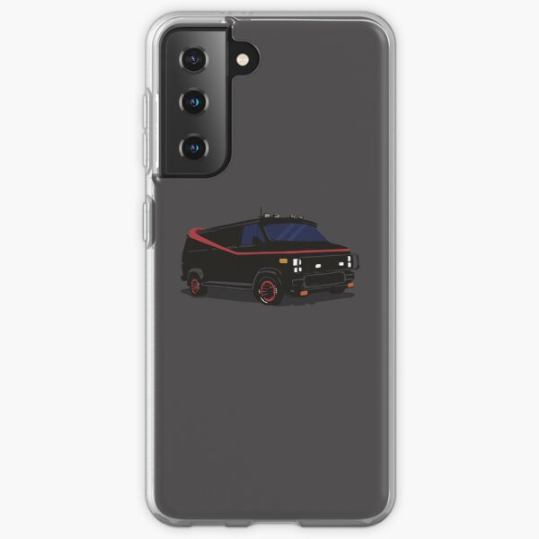 The A-Team Van  Samsung Galaxy Soft Case