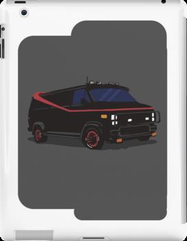 The A-Team Van  by Creative Spectator