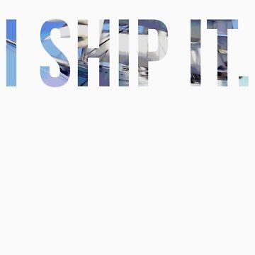 I ship it design by eltrk