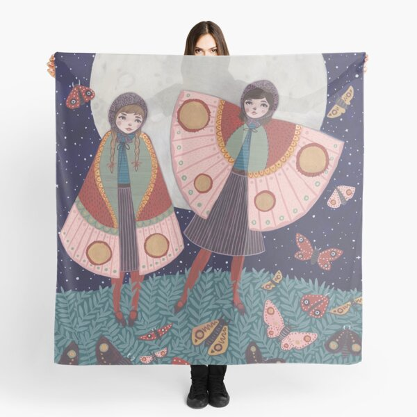 Children of the Moon Scarf