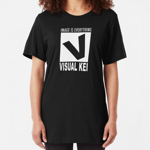 Visual Kei rating Slim Fit T-Shirt