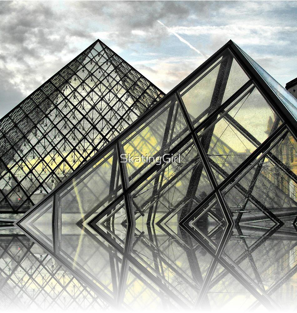 Louvre Utopia by SkatingGirl
