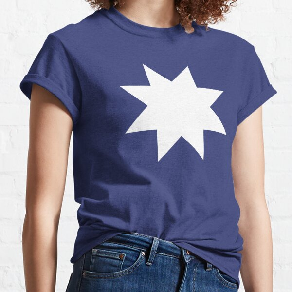 possibly used by Mapuche troops in the early 18th century Classic T-Shirt