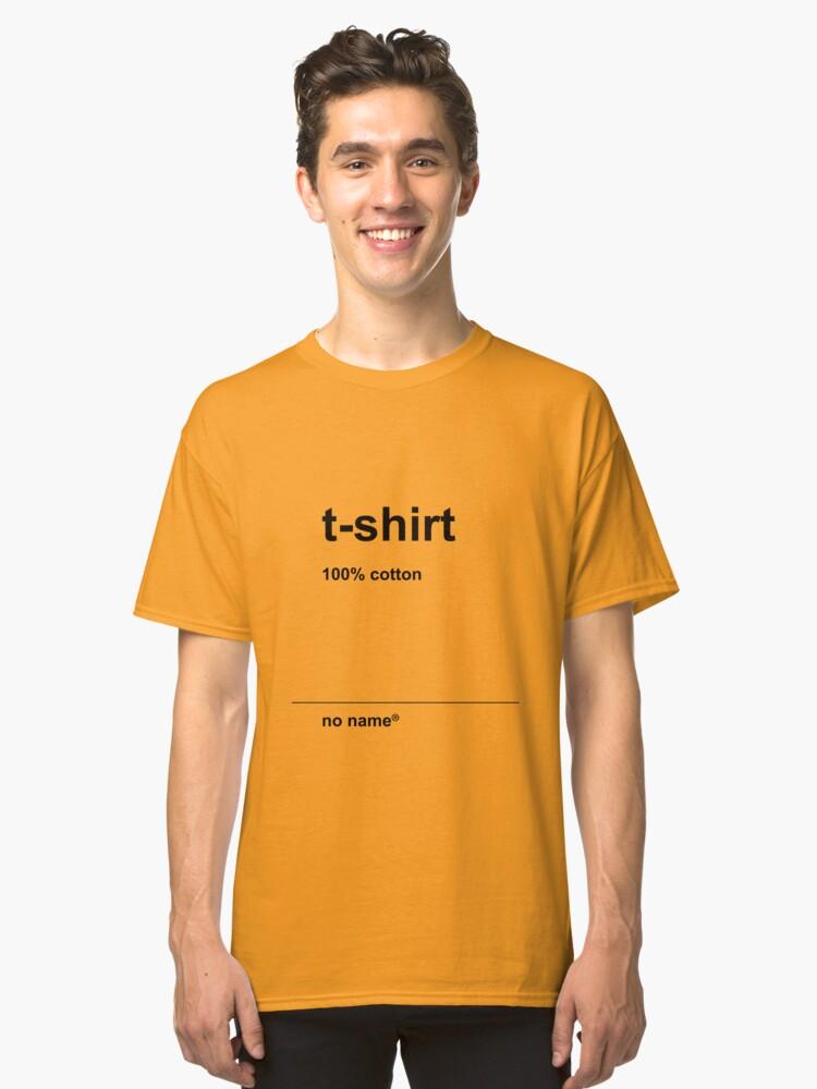 1ed2e4621 No-Name Brand T-Shirt