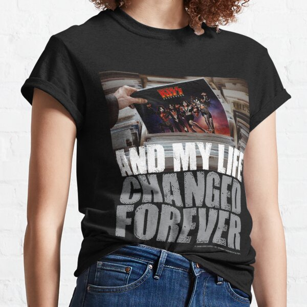 Destroyer - My life changed forever Classic T-Shirt