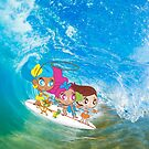 SURFING by Hulala Girls