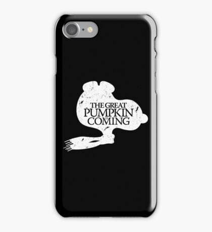 Game of Peanuts iPhone Case/Skin