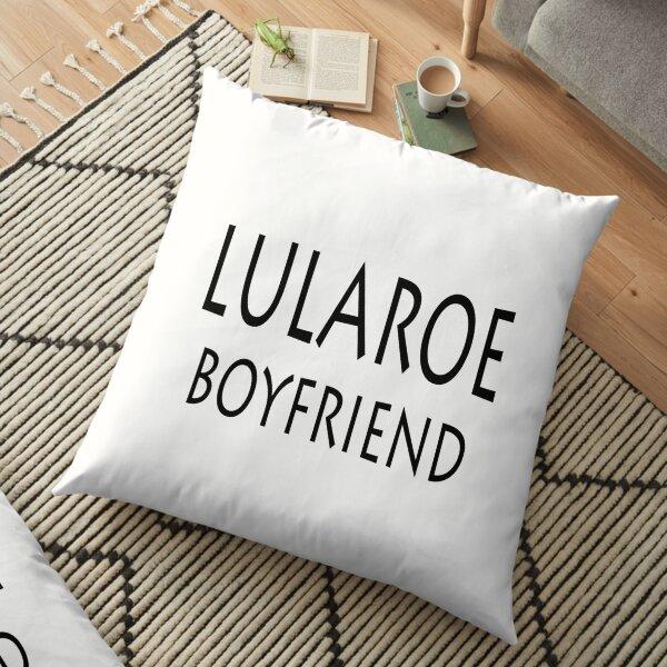 lularoe boyfriend Floor Pillow