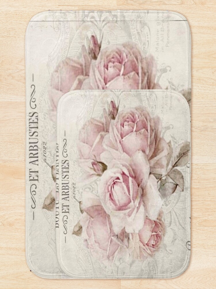 Alternate view of french shabby chic Bath Mat