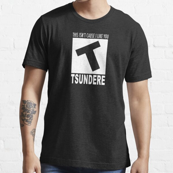 Tsundere rating Essential T-Shirt