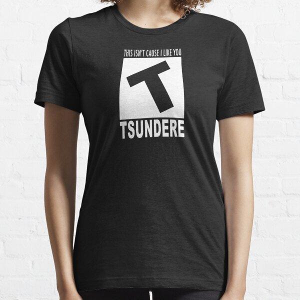 Tsundere rating Essential T-Shirt