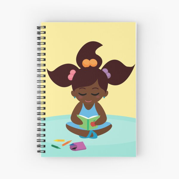 Bookish One Spiral Notebook