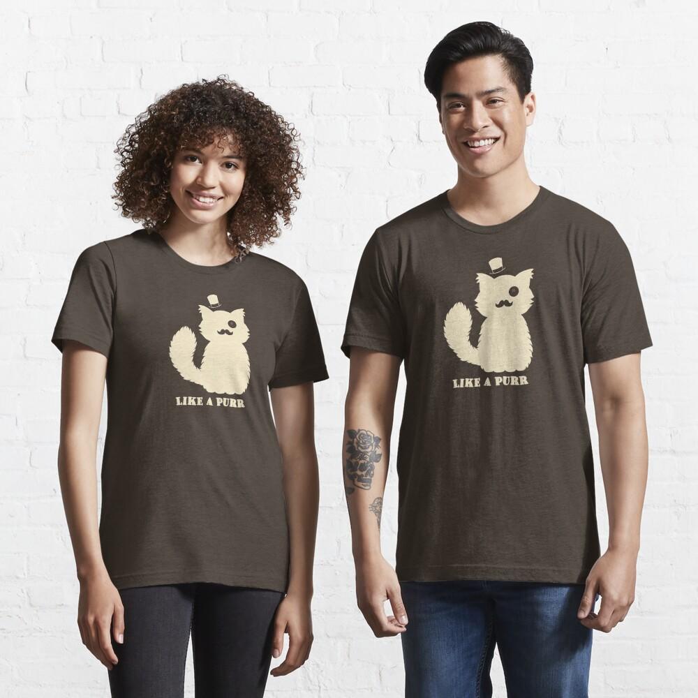 Like a Purr Essential T-Shirt