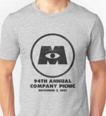 Monsters, Inc Company Picnic Light T-Shirt