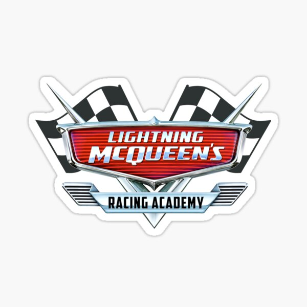 Racing Academy Sticker