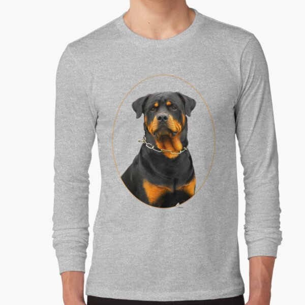rottweiler Long Sleeve T-Shirt