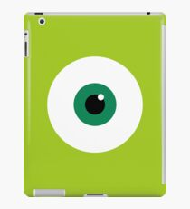 Mike Wazowski - Monster's, Inc iPad Case/Skin