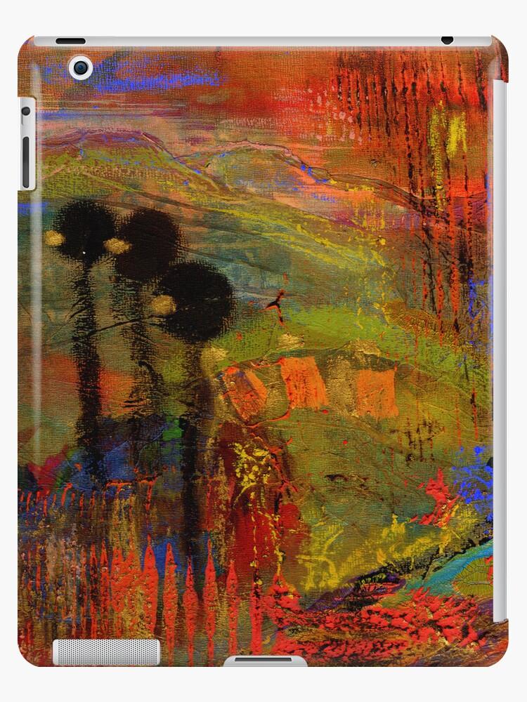 Admiring God's Handiwork I - iPad Case by © Angela L Walker