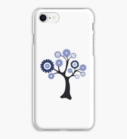 Gear Tree iPhone Case/Skin