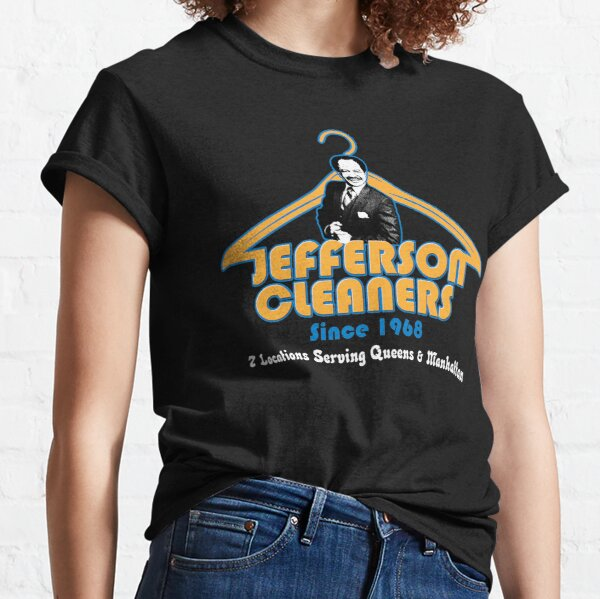 Jefferson Cleaners Classic T-Shirt