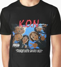 K.O.N Graphic T-Shirt