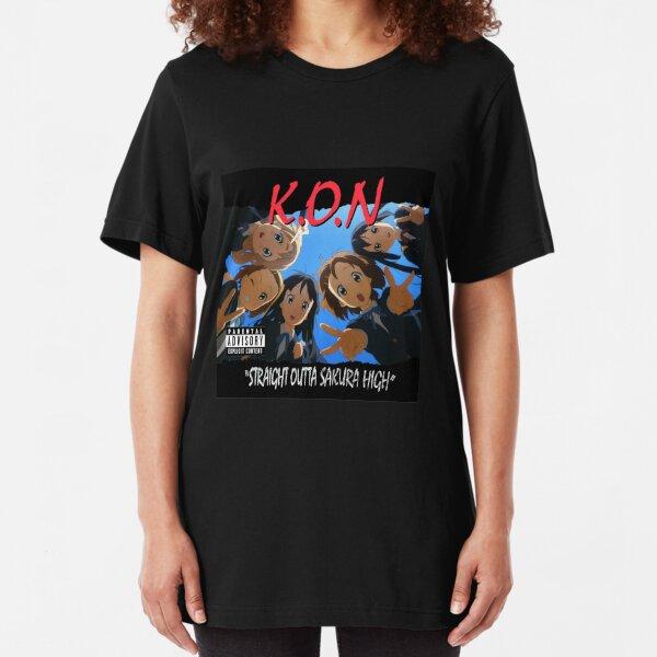 K.O.N Slim Fit T-Shirt