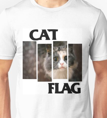 Cat Flag Unisex T-Shirt