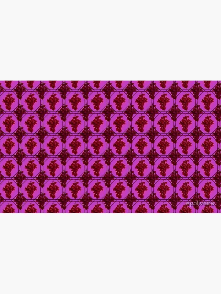 Grape | Fruit Pattern by epoliveira