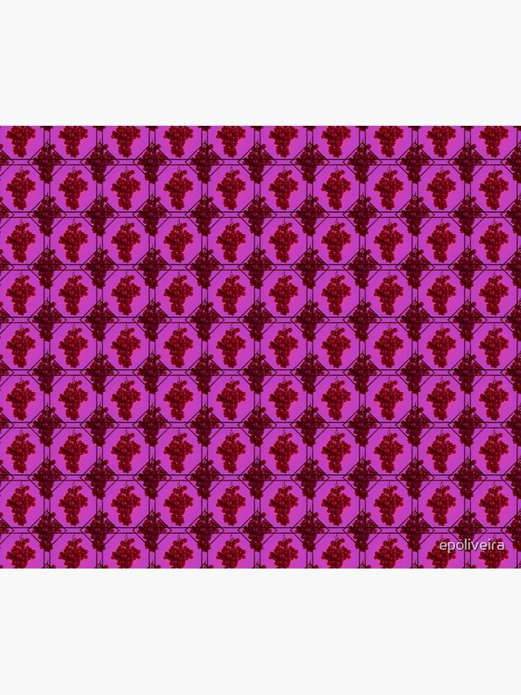Grape | Fruit Pattern by epoliveira