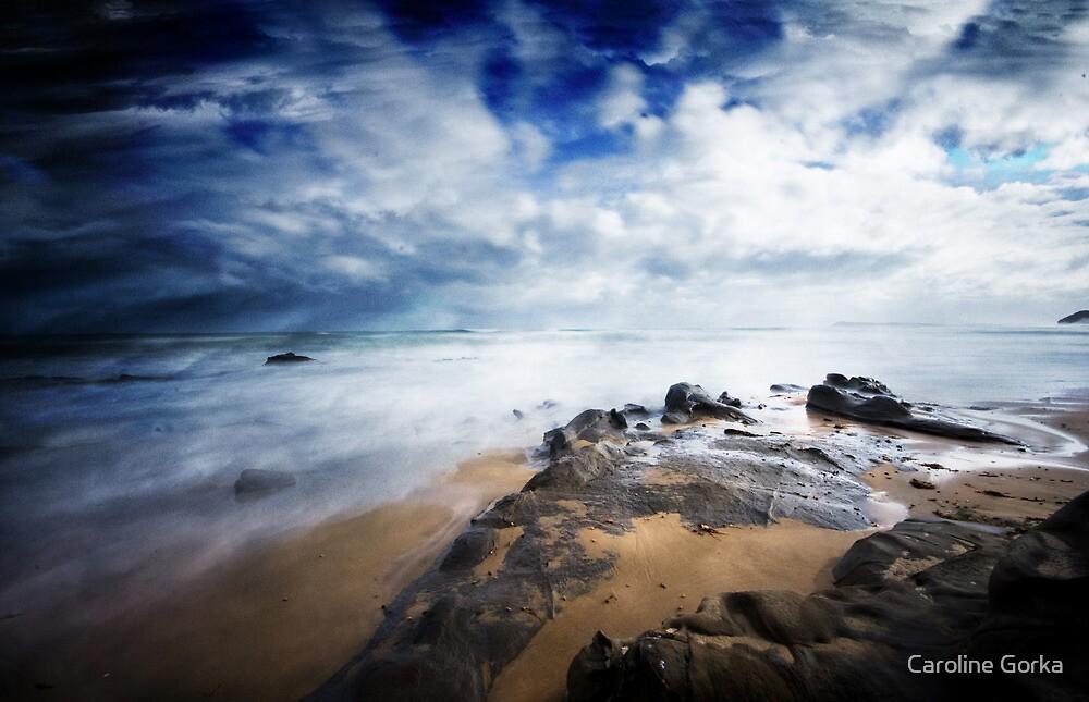Sea Rush by Caroline Gorka