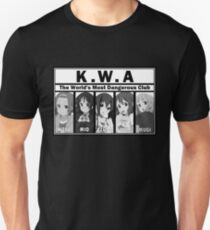 K-Ons with Attitude Unisex T-Shirt