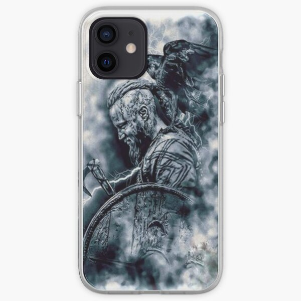 ragnar Lothbrok Coque souple iPhone