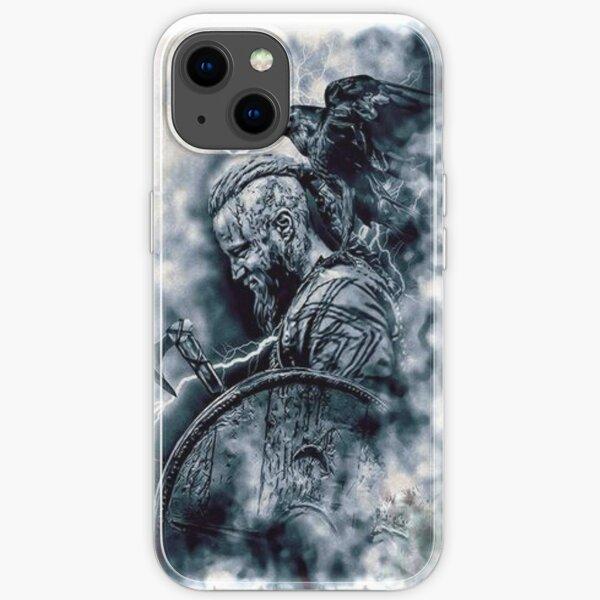 Ragnar Lothbrok iPhone Flexible Hülle