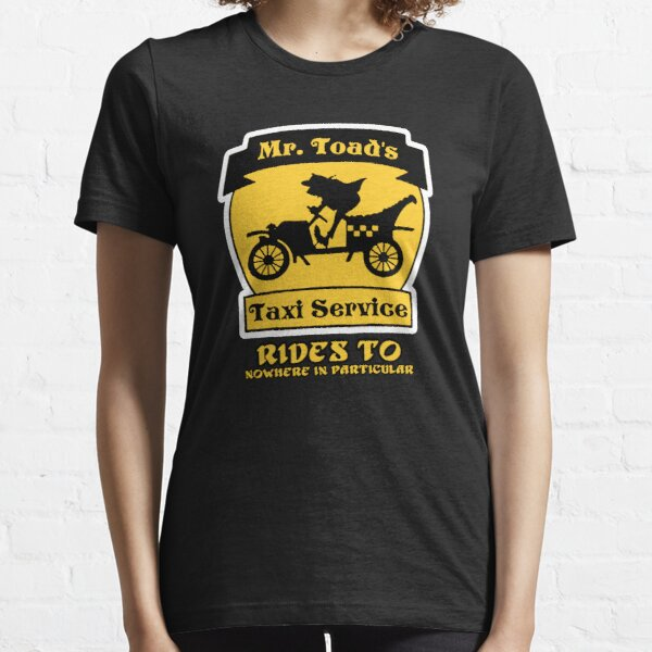 MR. TOAD'S TAXI SERVICE VINTAGE SHIRT  Essential T-Shirt
