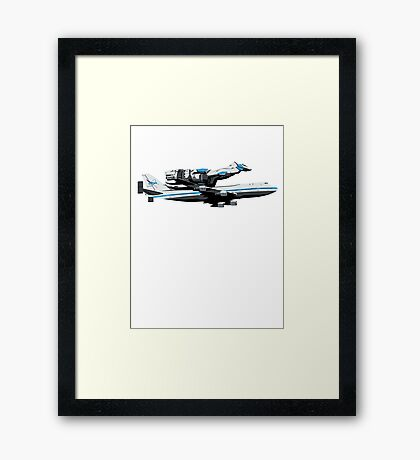 The Final Flight Framed Print