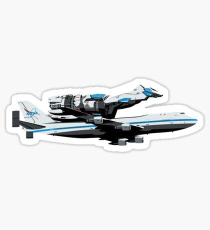 The Final Flight Sticker