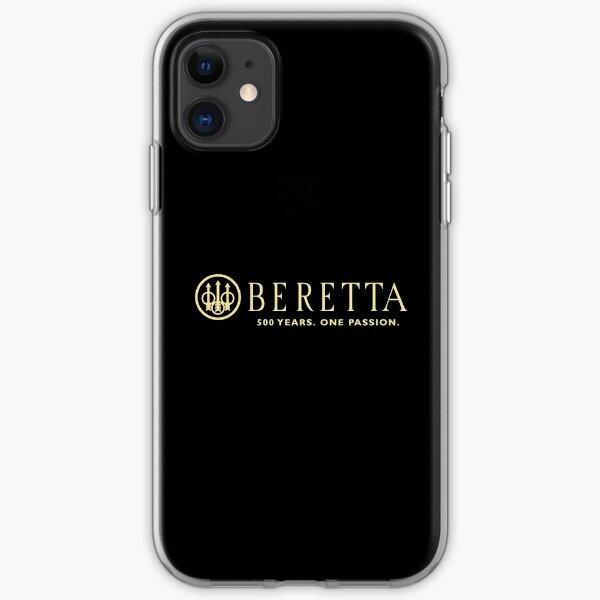 beretta iPhone Soft Case