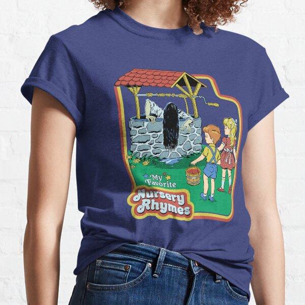 Mis canciones infantiles favoritas Camiseta clásica