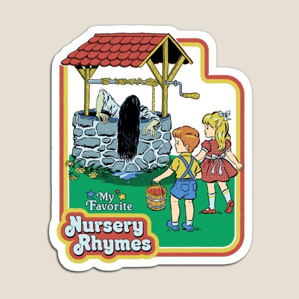 My Favorite Nursery Rhymes Magnet
