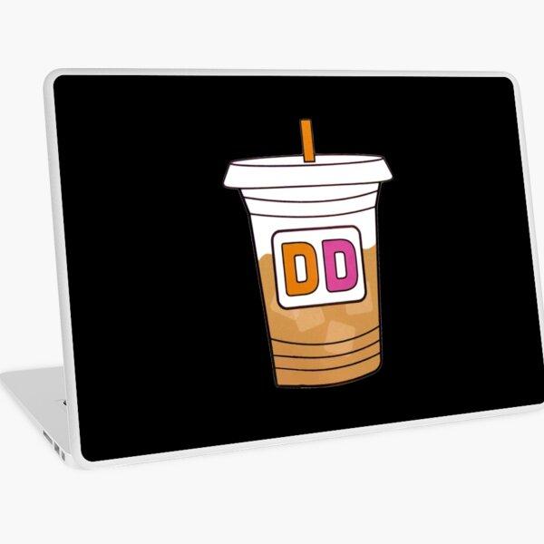 café Skin adhésive d'ordinateur